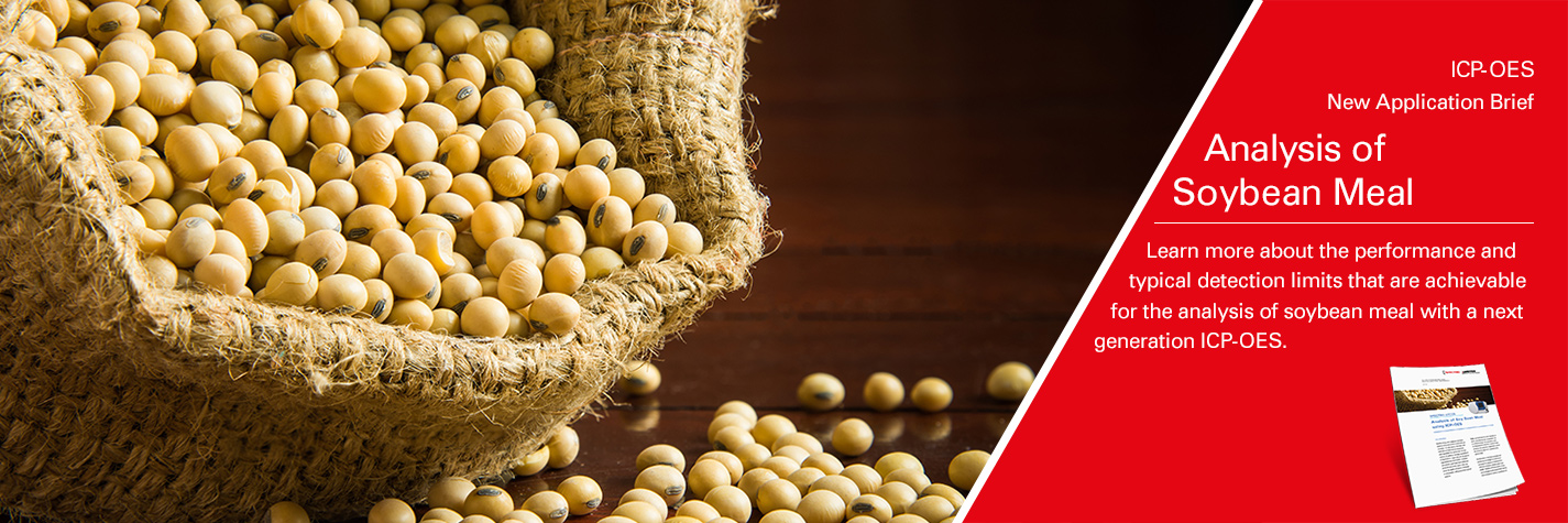 Analysis of Soybean Meal
