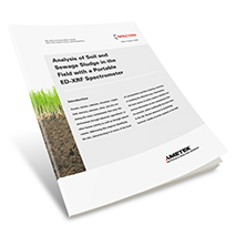 App Brief Soil and Sewage Sludge Analysis