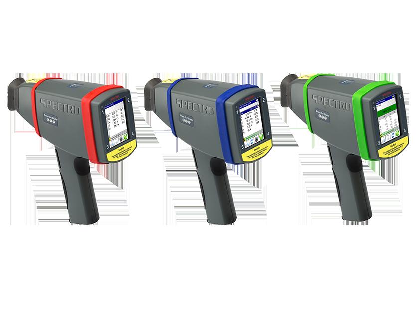 xSORT XRF Gun - Handheld Analyzer | SPECTRO Analytical